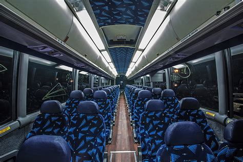 Coach Limo Service by Coach Buses New York Limo Service