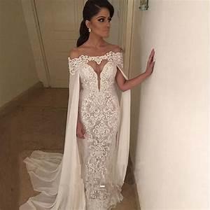 popular wedding dress capes buy cheap wedding dress capes With wedding dress with long cape