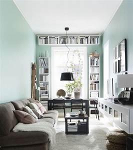 les 25 meilleures idees de la categorie chambres blanc With tapis de marche avec canapé blanc cassé