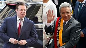 Manafort talked to Ecuador's president on getting rid of ...