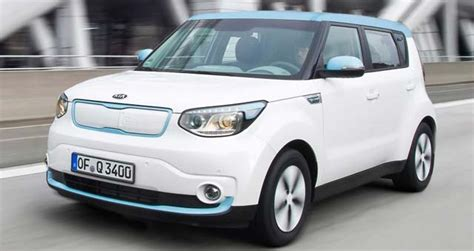 Kia Soul Ev Makes European Debut In Geneva