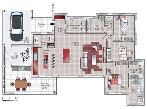 Bureau De Coordination Des Affaires Humanitaires - plan maison en u 28 images maison en u avec patio