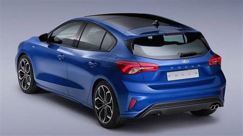 2019 Ford Focus See The Changes Sidebyside