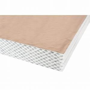 Isolant Thermique Mince Sous Carrelage : 4 panneaux isolant actis hybris 3 en 1 ep ~ Edinachiropracticcenter.com Idées de Décoration