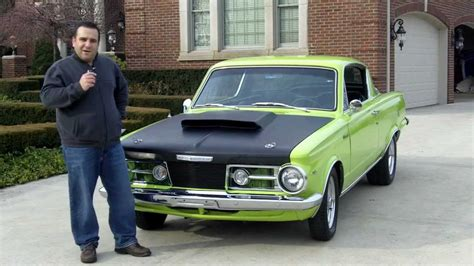 plymouth barracuda classic muscle car  sale  mi