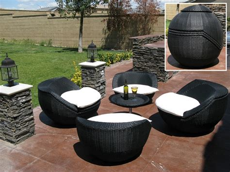 interesting outdoor furniture for your patio or garden