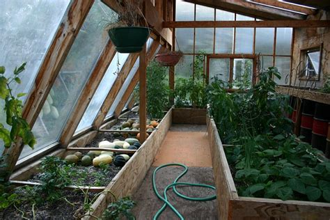 Attached Greenhouse Solarium
