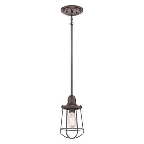 bronze nautical style ceiling pendant light for