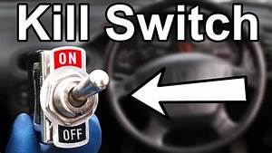 How To Install A Hidden Kill Switch In Your Car Or Truck