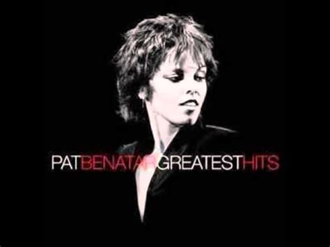pat benatar quot promises in the quot