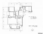 Schindler/Chace House, Rudolf Schindler, 1921-1922, North ...