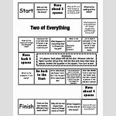 'two Of Everything' Comprehension Game Board Journeys Story 2nd Grade  My Tpt Store Board