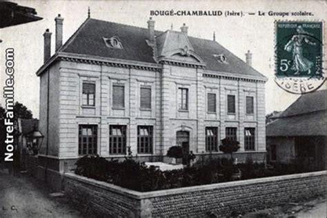 photos et cartes postales anciennes de boug 233 chambalud 38150