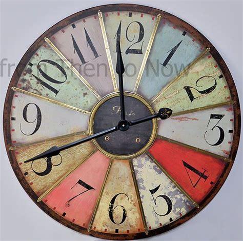 horloge cuisine 19 best horloges images on wall clocks wood