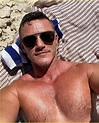 Luke Evans Shares Hot New Shirtless Selfie While at the ...