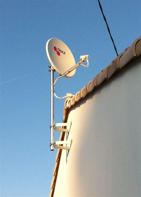 l installation t 233 l 233 phonique et tv par parabole