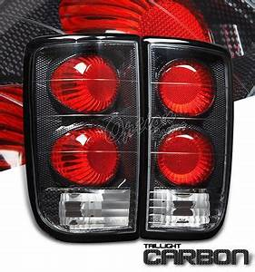2001 Gmc Sierra 2500hd Lights Chevy Blazer 1995 2004 Carbon Fiber Altezza Lights