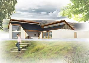 Organic House Plans Alpine House