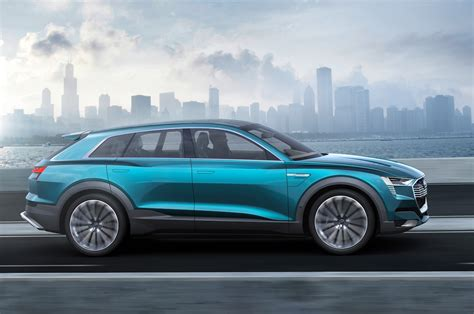 Audi To Name Its Electric Suv