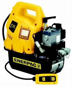 Electric Hydraulic Pump  Enerpac Zu4208tb