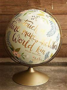 25+ best ideas ... World Globe Quotes
