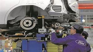 Ford Lanzar U00e1 La Transit El D U00eda 9 Y Contratar U00e1 A Otros 500