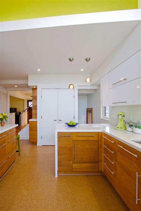 Cork Flooring A Stylish & Sustainable Kitchen Solution
