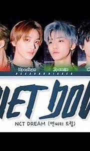 Lirik Lagu NCT (Proses) - NCT DREAM - Quiet Down - Wattpad