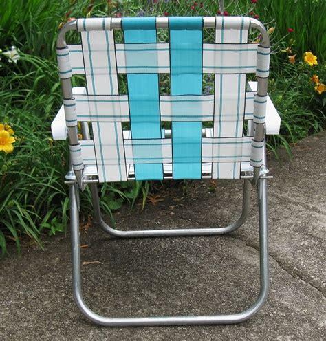 webbed lawn chairs folding aluminum sunbeam webbed aluminum folding lawn chair patio