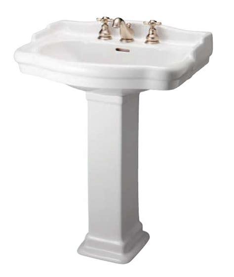 barclay hartford pedestal sink barclay porcelain regular and corner pedestal sinks
