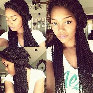 15 Senegalese Twists Styles You Can Use For Inspiration
