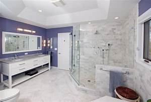Bathroom remodeling cost how to redo a bathroom for Cost of a new bathroom