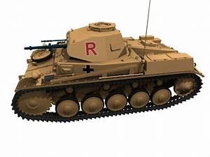 Panzer II German light tank ww2 | scale military modeling ...