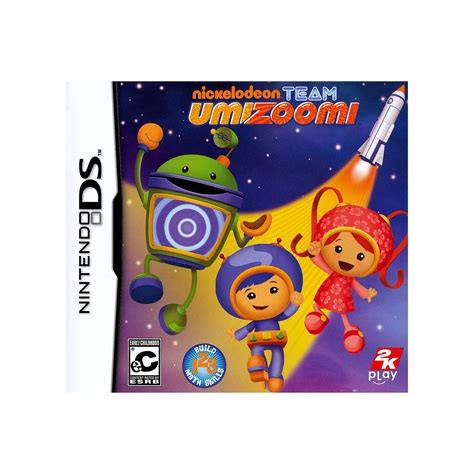 nickelodeon team umizoomi for nintendo ds products list 797 | c1735fcf3d2260aa2206091e3adc01dc