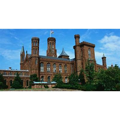smithsonian-castle - District of Columbia Pictures