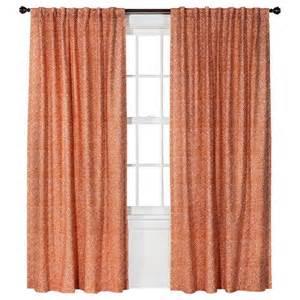 threshold aztec diamond curtain panel