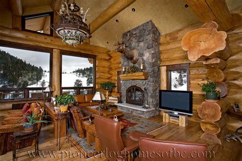 log home living rooms log home living rooms