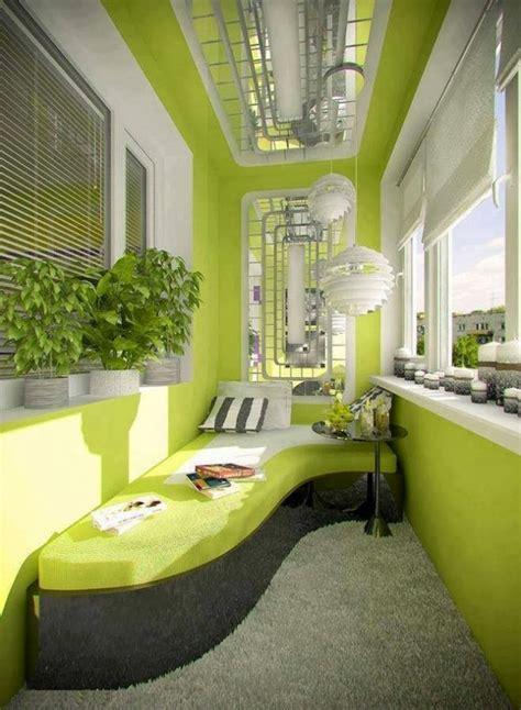 ideas geniales  modernizar tu pequeno balcon