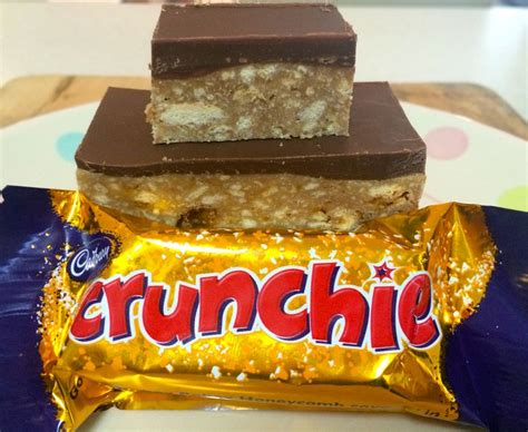 chocolate crunchie slice recipe baking chocolate
