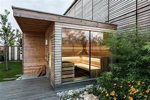Holz Für Sauna : aussensauna deisl gesundes vertrauen in holz sauna pinterest sauna sauna au en und garten ~ Eleganceandgraceweddings.com Haus und Dekorationen