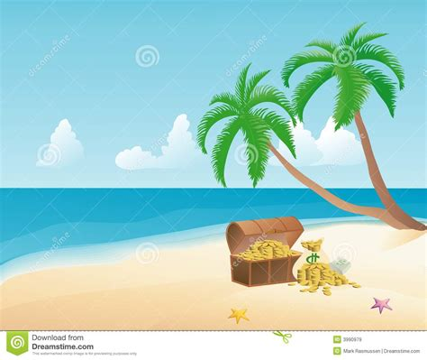 pirate treasure royalty  stock images image
