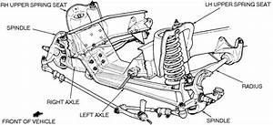 2000 Ford Expedition Front Suspension Diagram