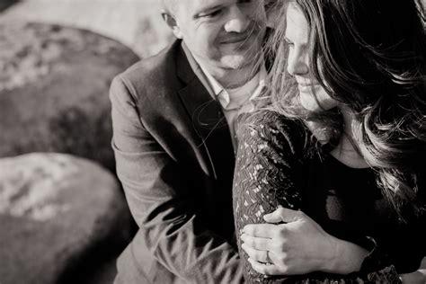 Sara Dan Lake Tahoe Engagement Kelly Gesick