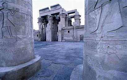 Egypt Ancient Wallpapers Egyptian Desktop Temple Background