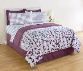 8 piece interlocking circles bedding set a master sanctuary at kmart