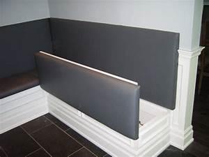 Banquette Salle A Manger : built in banquette contemporain salle manger ~ Premium-room.com Idées de Décoration