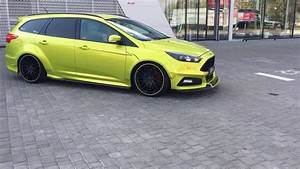 Ford Focus Mk3 Tuning : ford focus st wagon by ss tuning youtube ~ Jslefanu.com Haus und Dekorationen
