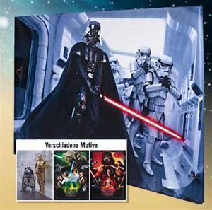 Star Wars Leinwandbild : star wars leinwandbild von penny markt ansehen ~ Orissabook.com Haus und Dekorationen