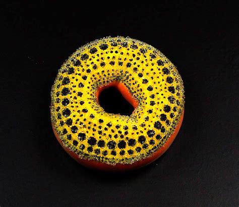 ceramic donuts  jae yong kim    good