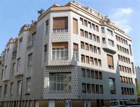 building a studio file paris 16 studio building 65 rue jean de la